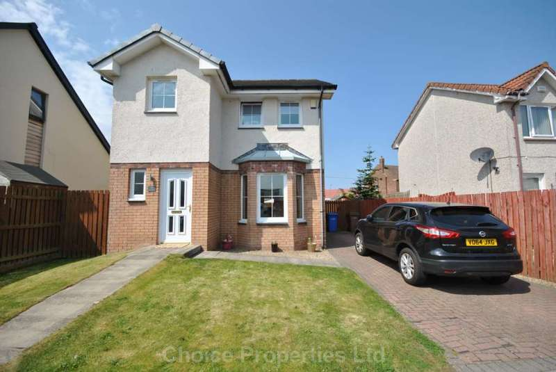 3 Bedrooms Detached House for sale in St Catherines Road, Ayr, KA8 0LW