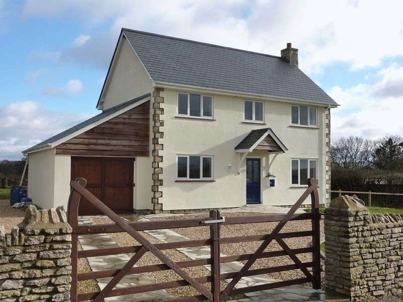 3 Bedrooms Detached House for sale in Smallridge, Near Axminster