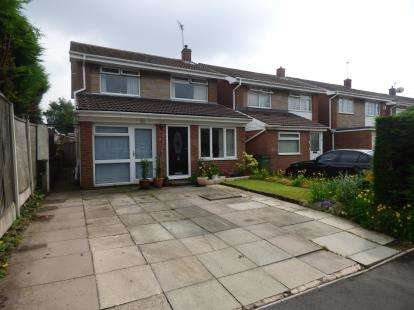 4 Bedrooms Detached House for sale in Sherwood Avenue, Heaton Mersey, Stockport, Cheshire