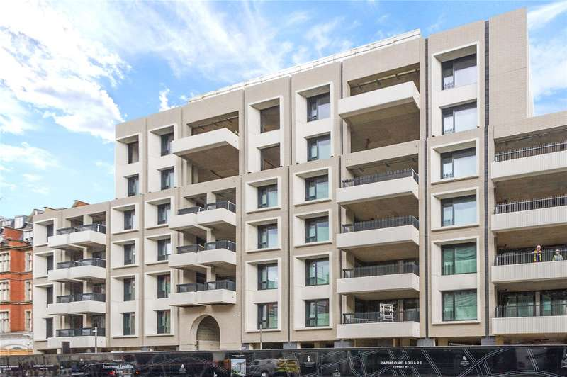 3 Bedrooms Apartment Flat for sale in Rathbone Square, Rathbone Street, W1T
