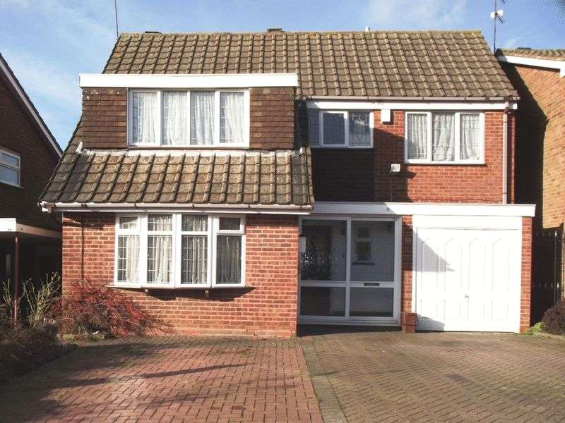 4 Bedrooms Detached House for sale in Barnfordhill Close, Oldbury