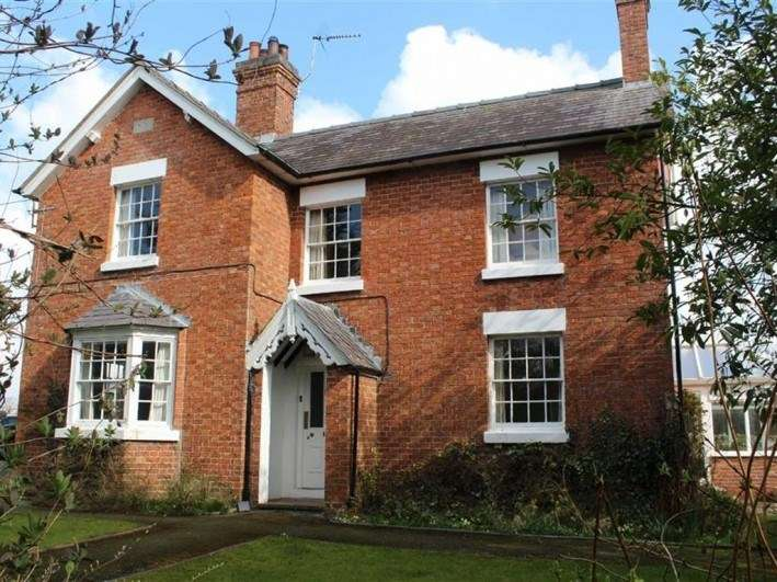 4 Bedrooms Detached House for sale in Osborne House, Elson, Ellesmere, SY12 9EX
