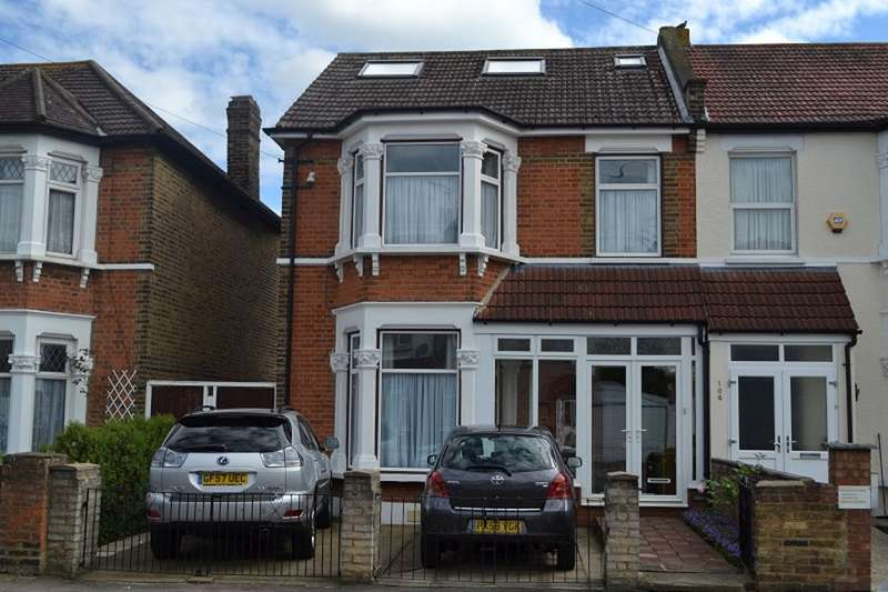 4 Bedrooms Semi Detached House for sale in Kinfauns Road , Goodmayes