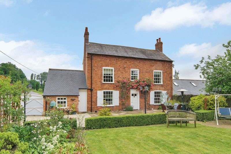 4 Bedrooms House for sale in Main Street, Ratcliffe On The Wreake