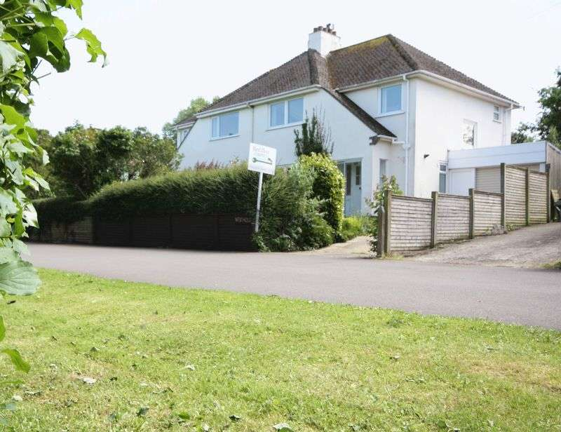 3 Bedrooms Semi Detached House for sale in Grove Road, Blue Anchor