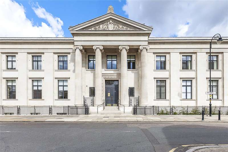 3 Bedrooms Flat for sale in Old Town Hall Apartments, 19 Spa Road, London, SE16