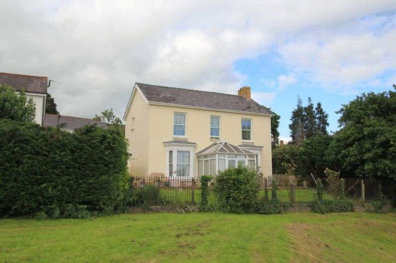 4 Bedrooms Detached House for sale in LONGACRE ROAD, CARMARTHEN