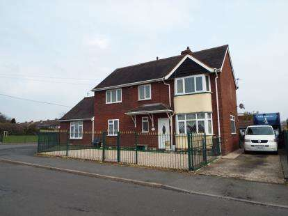 6 Bedrooms Detached House for sale in Lansbury Drive, Cannock, Staffordshire