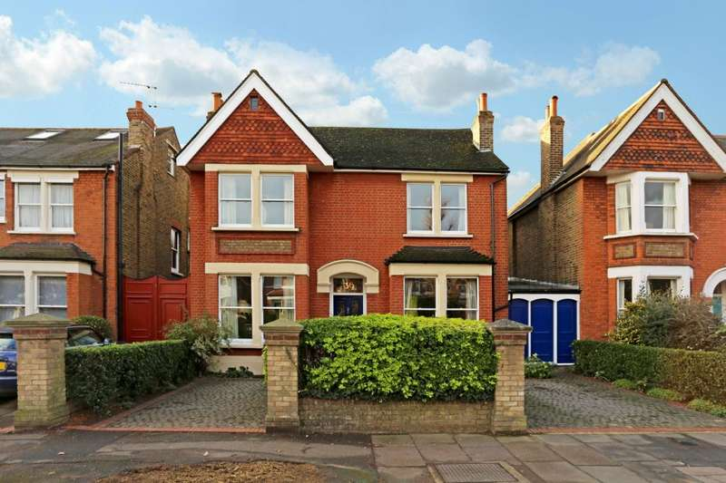 5 Bedrooms Detached House for sale in Culmington Road, London, W13