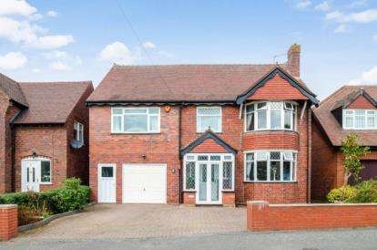 5 Bedrooms Detached House for sale in Bentons Lane, Great Wyrley, Walsall, West Midlands