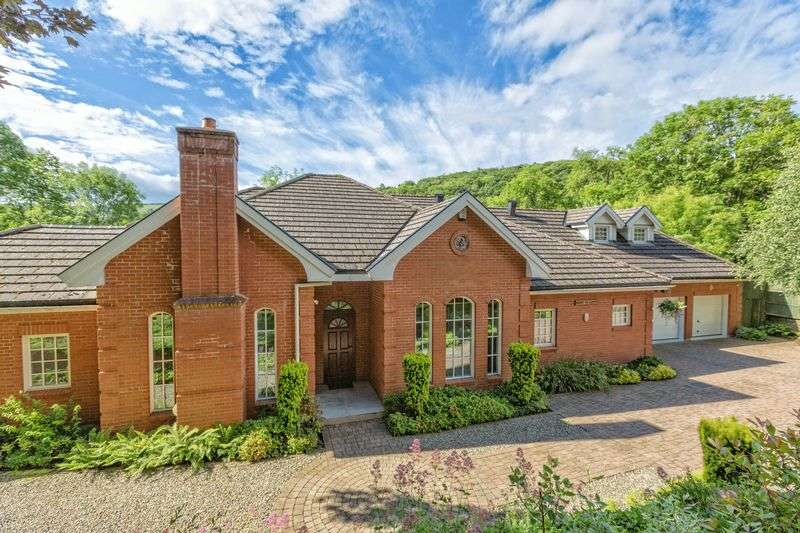 4 Bedrooms Detached Bungalow for sale in Dolywern, Llangollen