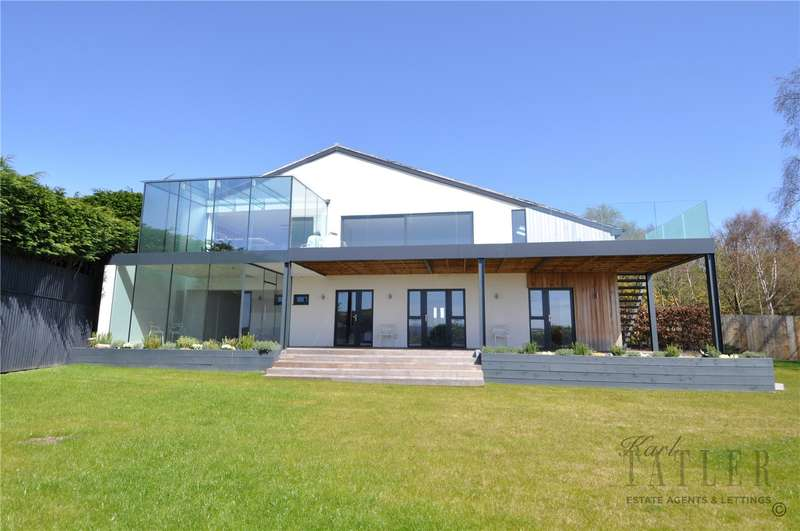 4 Bedrooms Detached House for sale in Oldfield Drive, Heswall, Wirral