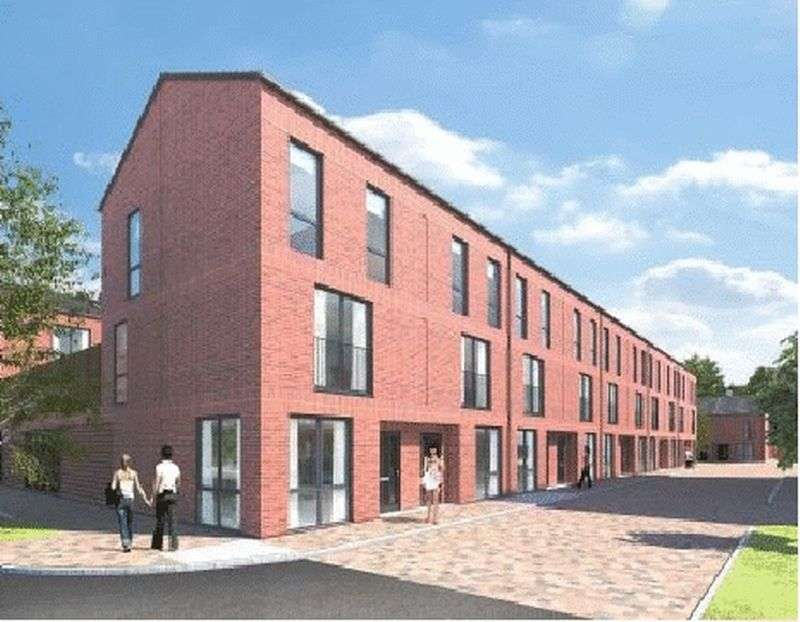 4 Bedrooms Terraced House for sale in BRAND NEW 4 Bedroom House at Greyfriars Quarter, GL1 1HT