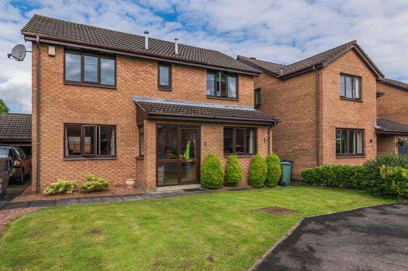 4 Bedrooms Detached House for sale in 6 Clufflat Brae, South Queensferry, Edinburgh, EH30 9YQ