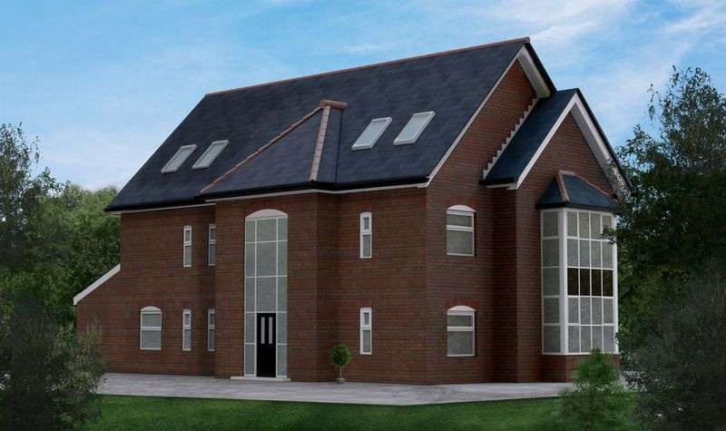 """5 Bedrooms Detached House for sale in Plot 1, Grange Road, Bromley Cross, BL7 # LARGE NEW BUILD DETACHED, PART EX CONSIDERED"""""""