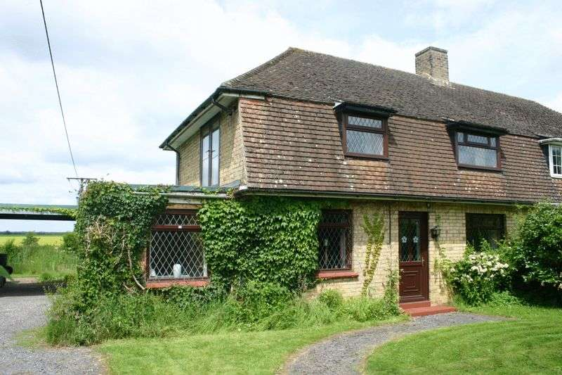3 Bedrooms Semi Detached House for sale in 9 Chambers Farm Cottages, Hoop Lane, Apley