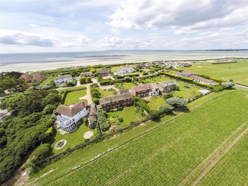 6 Bedrooms Detached House for sale in West Strand, West Wittering, Chichester, West Sussex, PO20
