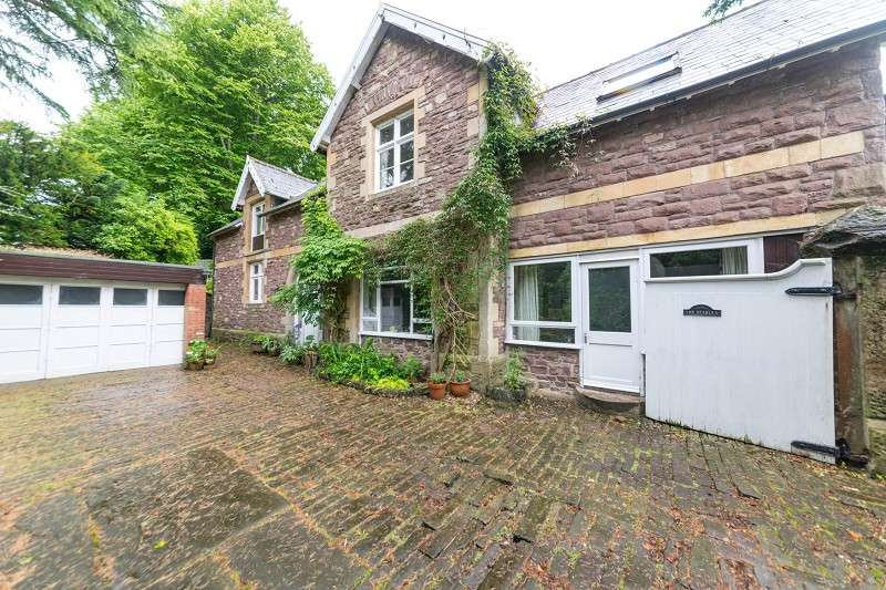 4 Bedrooms Detached House for sale in Westfield Road, Newport, South Wales. NP20 4ND
