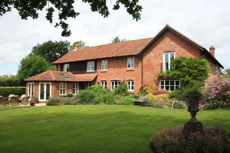 5 Bedrooms Unique Property for sale in Strete Ralegh, Whimple