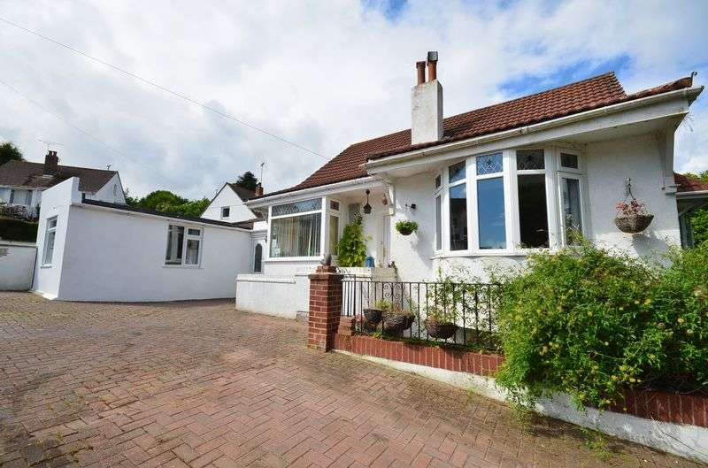 6 Bedrooms Bungalow for sale in THE CLOSE, BROADSANDS. PAIGNTON.