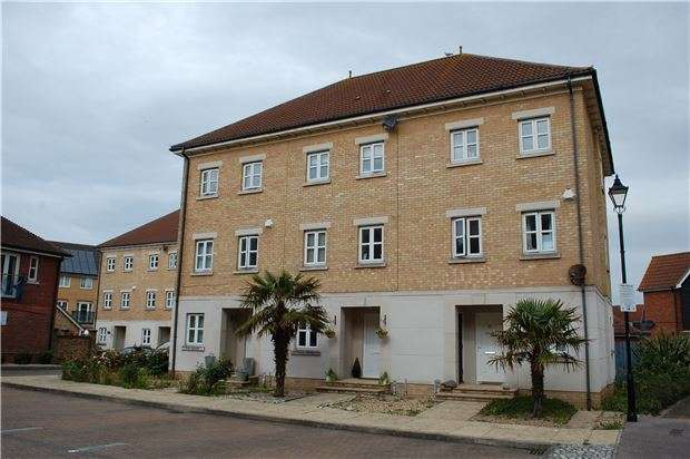 4 Bedrooms Terraced House for sale in Arequipa Reef, EASTBOURNE, BN23 5AG