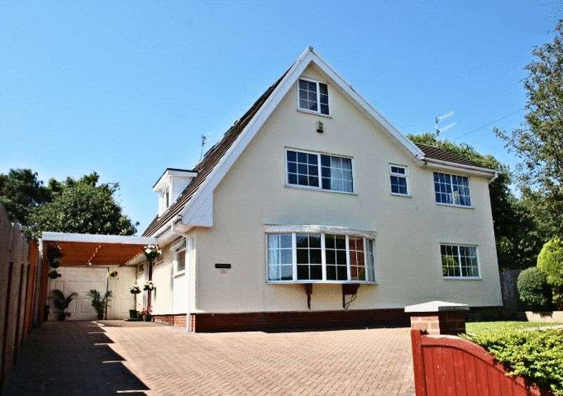 5 Bedrooms Detached House for sale in High Street, Stoke-On-Trent
