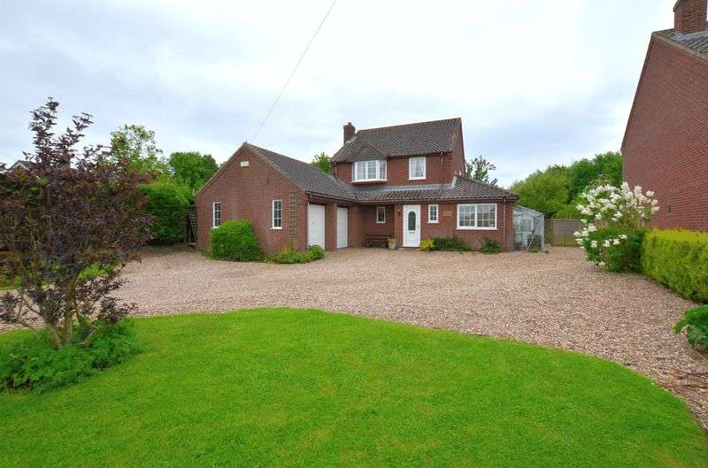 4 Bedrooms Detached House for sale in Kirkby-Cum-Osgodby, Market Rasen