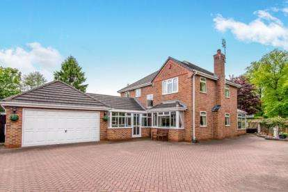4 Bedrooms Detached House for sale in Cheadle Road, Blythe Bridge, Stoke-on-Trent, Staffordshire