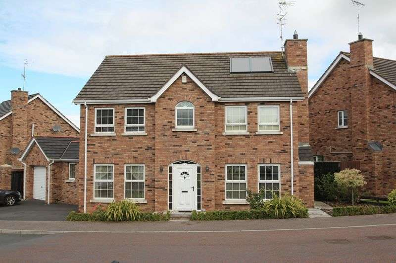 4 Bedrooms Detached House for sale in 112 Breagh Hill, Portadown, BT63 5QP