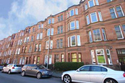 1 Bedroom Flat for sale in Crathie Drive, Partick, Glasgow