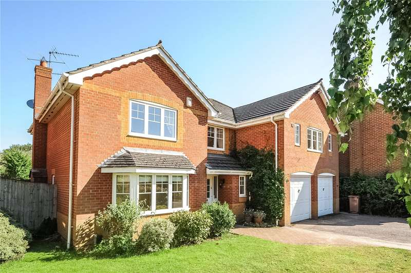 5 Bedrooms Detached House for sale in Twycross Road, Wokingham, Berkshire, RG40