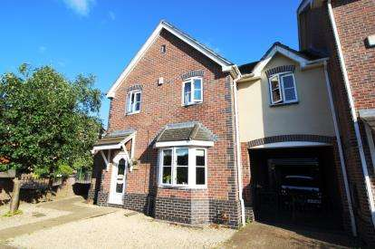 4 Bedrooms Link Detached House for sale in Emerson Way, Emersons Green, Bristol