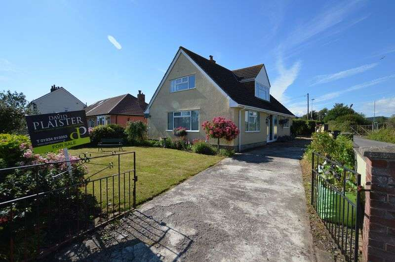 2 Bedrooms Detached House for sale in Hutton Moor Lane, Weston-Super-Mare