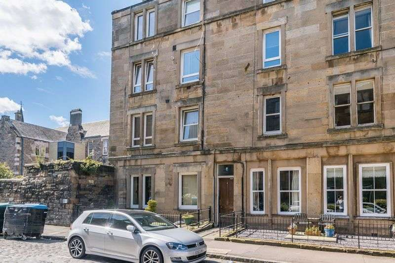 2 Bedrooms Flat for sale in 1F3, 8 Cathcart Place, Dalry, Edinburgh, EH11 2HE