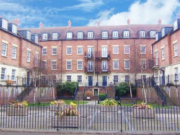 1 Bedroom Flat for sale in Benbow Quay, Shrewsbury, Shropshire