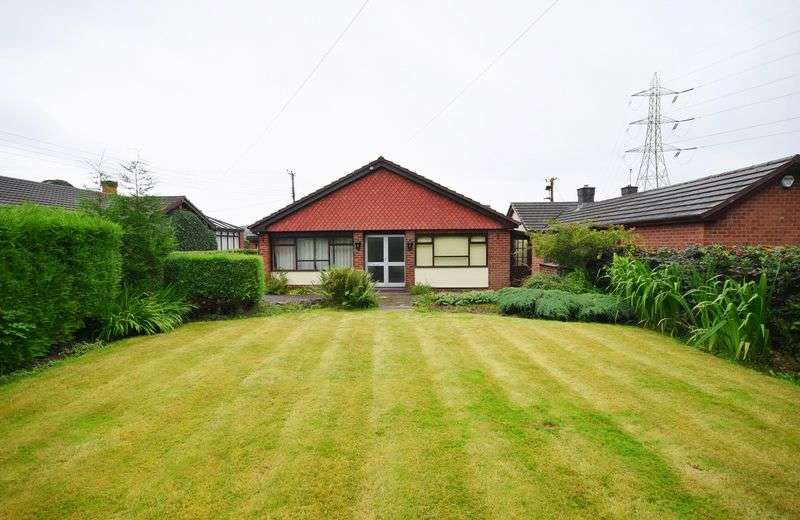 3 Bedrooms Detached Bungalow for sale in Ball Lane, Norton Green