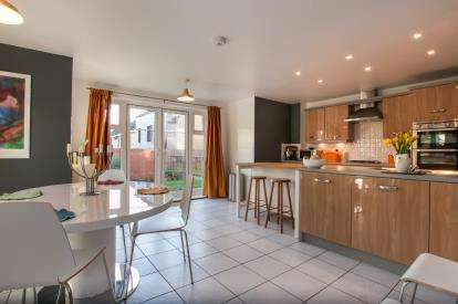 5 Bedrooms Detached House for sale in Ridley Avenue, Mangotsfield, Bristol
