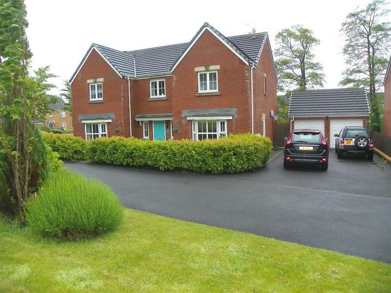 5 Bedrooms Property for sale in Cae Ffwrnes, Burry Port