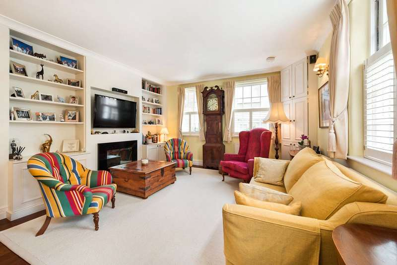 5 Bedrooms House for sale in Eccleston Square Mews, London, SW1V