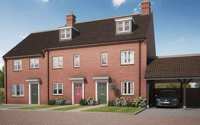3 Bedrooms House for sale in Stafford Place, Aylesbury