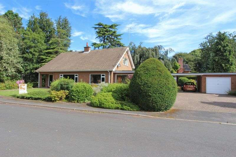 4 Bedrooms Detached House for sale in Beechfield Gardens, Spalding
