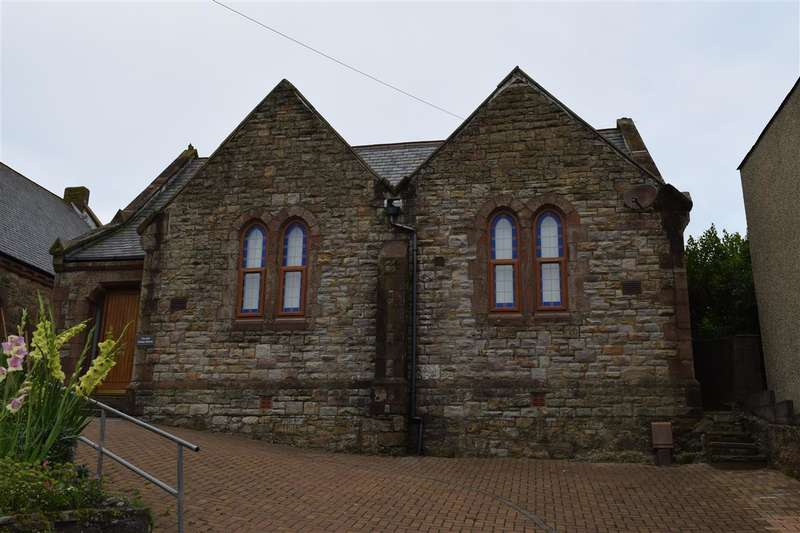 4 Bedrooms Detached House for sale in The Old Sunday School, Church Road, Harrington, Workington