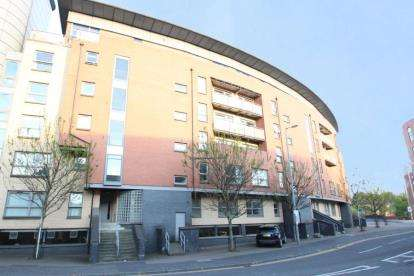 2 Bedrooms Flat for sale in Cooperswell Street, Western Gate, Partick, Glasgow