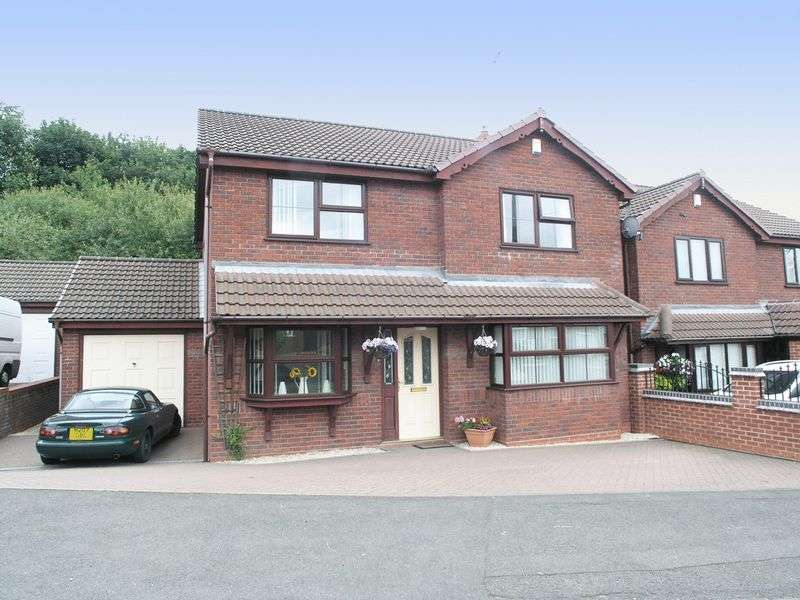 4 Bedrooms Detached House for sale in DUDLEY, Netherton, St. Peters Road