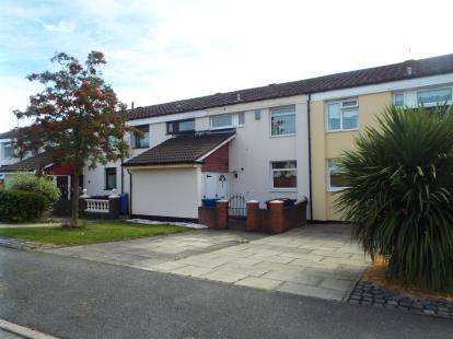 3 Bedrooms Terraced House for sale in Marled Hey, Liverpool, Merseyside, England, L28