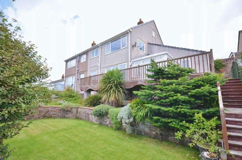4 Bedrooms Semi Detached House for sale in Sea Mill Lane, St. Bees