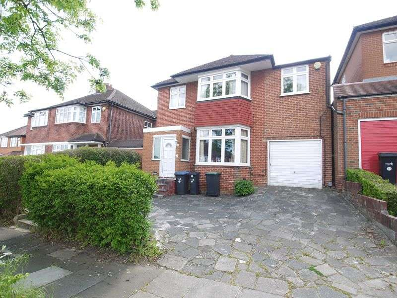5 Bedrooms Detached House for sale in Curthwaite Gardens, Enfield