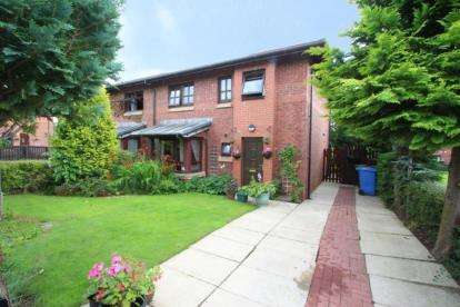 4 Bedrooms Semi Detached House for sale in Glen Cona Drive, Darnley