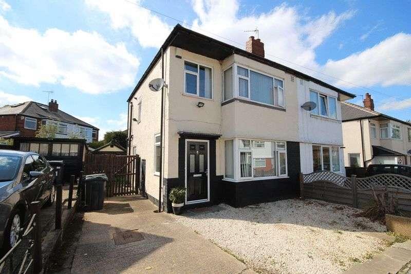 3 Bedrooms Semi Detached House for sale in St. Georges Avenue, Leeds
