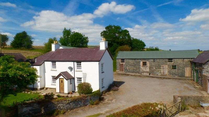 4 Bedrooms Cottage House for sale in Groes, Denbigh